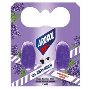 Pastile Gel lavanda antimolii 2 buc/set Aroxol