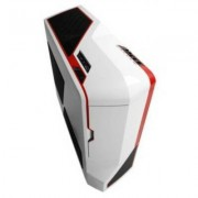 Kućište NZXT Phantom Window White/Red, PHAN-003RD
