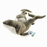 40cm Soft Humpback Whale Soft Stuffed Plush Toy Cute Whales Stuffed Sleeping Bedroom Toys Dolls
