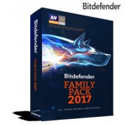 Bitdefender Family Pack 2017 Unlimited Devices ESD