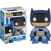 Funko Pop Batman 75 Aniversary DC Comics Rainbow Arcoiris-Azul