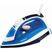 Fier de calcat Heinner Azuritte HSI-2400AZ 2400 W Talpa ceramica Auto-oprire Albastru