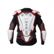 UFO PE02276WL XL Pettorina motocross-enduro Pro Ergo bianco L XL
