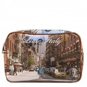 Y Not? Beauty Case Rettangolare Y NOT L-306 Little Italy