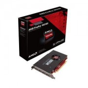 Carte Graphique Sapphire AMD FirePro 5100 4 GB 31004-52-40B - 4x DisplayPort - PCI-Express 3.0 16x
