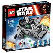 Lego First Order Snowspeeder, Multi Color