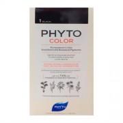 PhytoColor Phyto Linea Phyto Color Colorazione Permanente Delicata 1 Nero Intenso