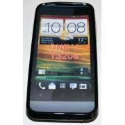 Силиконов гръб ТПУ за HTC One V Черен