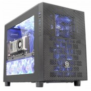 Thermaltake Core X2 - mATX-Case mit Window-Kit - Schwarz