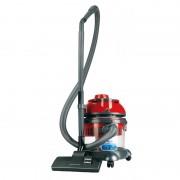 Aspirator cu filtrare prin apa Studio Casa Hepatech Aqua, 1600 W, flitru hepa, functie blowing, Rosu/Negru
