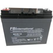 Acumulator 12V 35Ah VRLA, GEL, AGM FBinternational for ROMBAT