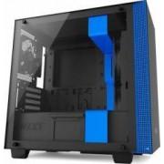 Carcasa NZXT H400 Matte Black/Blue Fara sursa