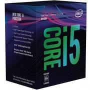 CPU INTEL Core i5-8600, 6 cores, 3.10 GHz (4.3 Ghz), 9MB, 65W, Intel® HD Graphics 630, LGA 1151, BOX