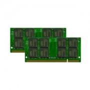 Memorie Mushkin SO-DIMM 4GB (2x2GB) DDR2, 667 MHz, PC2 - 5300, CL 5-5-5-15, Dual Channel Kit, Apple Series, 976559A