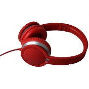Auscultadores MXH-HP201 Vermelho