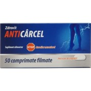 Zdrovit Anticarcel (50 Comprimate Filmate)