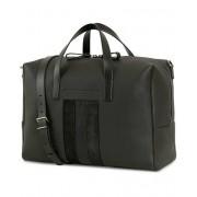 Bally Barwick Weekend Bag Black Leather