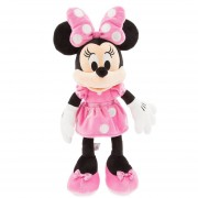 Peluche Minnie Mouse Rosa Disney Importado 46 cm altura