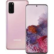Samsung Galaxy S20, 128GB/8GB RAM, Pantalla QHD Libre de fábrica (Cosmic Pink)