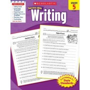 Scholastic Success with Writing, Grade 5, Paperback