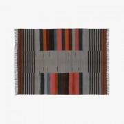 Gradient Grey Wool Rug 9'x12' by CB2