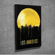 Tablou CANVAS Los Angeles