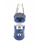 Lanterna camping tip FELINAR /USB incarcare solara 6+1 led