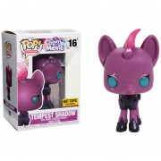 Funko Pop Tempest Shadow My Little Pony Movie Hot Topic Sticker