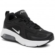 Обувки NIKE - Air Max 200 (GS) AT5627 002 Black/White