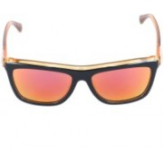 Calvin Klein Wayfarer Sunglasses(Blue)