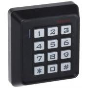 Clavier à code et RFID autonome noir - WIZELEC