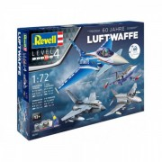 Gift set 60th anniversary german luftwaffe revell rv5797