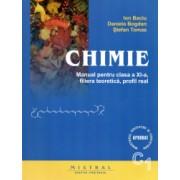 CHIMIE. Manual pentru clasa a XI-a filiera teoretica profil real C1