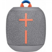 Logitech UE Wonderboom 2 portable Bluetooth speaker (crushed ice grey)
