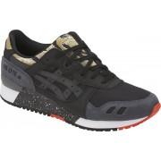 Asics Gel Lyte III H7Y0L-9090, Mannen, Zwart, Sneakers maat: 36 EU