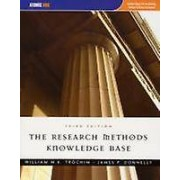 The Research Methods Knowledge Base by William Trochim & James Donn...
