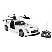 JRPT Mercedes-Benz SLS AMG GT3 Remote Control R/c 1:16 Scale Original Licence Version Remote Control Full Function with Battery and Charger (Color May Vary As Per Availability)