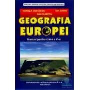 Geografia Europei cls 6 ed.2016 - Viorela Anastasiu Ion Marin Dan Dumitru
