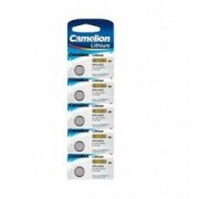Baterii Camelion CR1220 3V litiu set 5 baterii
