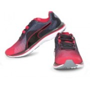 Puma Faas 500 v4 Weave Wn Running Shoes(Pink)