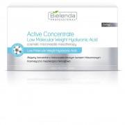 Bielenda Aktywny koncentrat z niskocząsteczkowym kwasem hialuronowym 10 x 3 ml