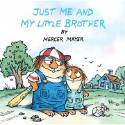 Just Me and My Little Brother: A Book of Parables, Hardcover