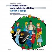 Schott Music Lieder und Songs Heumann, Klavier mein Hobby