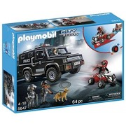Playmobil City Action Police SUV