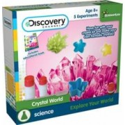 Jucarie educativa Discovery Crystal World