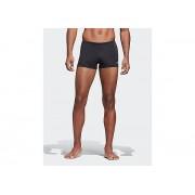 adidas Boxer de natation Pro Solid - Black / White, Black / White - 28 inch