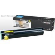 Lexmark C935 YELLOW Toner Cartridge 24k