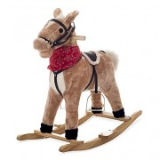 Happy Trails Dusy the Rocking Horse