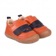 Pantofi Baieti BIBI Grow Ruginiu Cu Clapeta