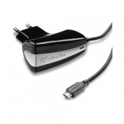 Cellular Line Tablet Charger - Micro USB Caricabatterie veloce a 10W Ne